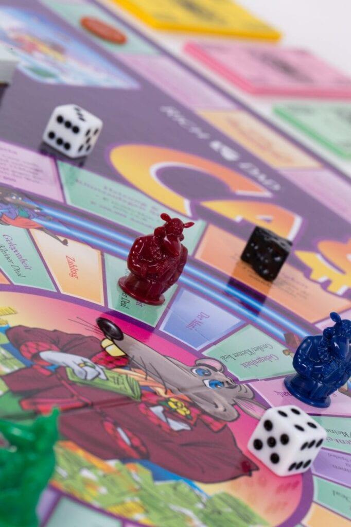 Cashflow das Brettspiel