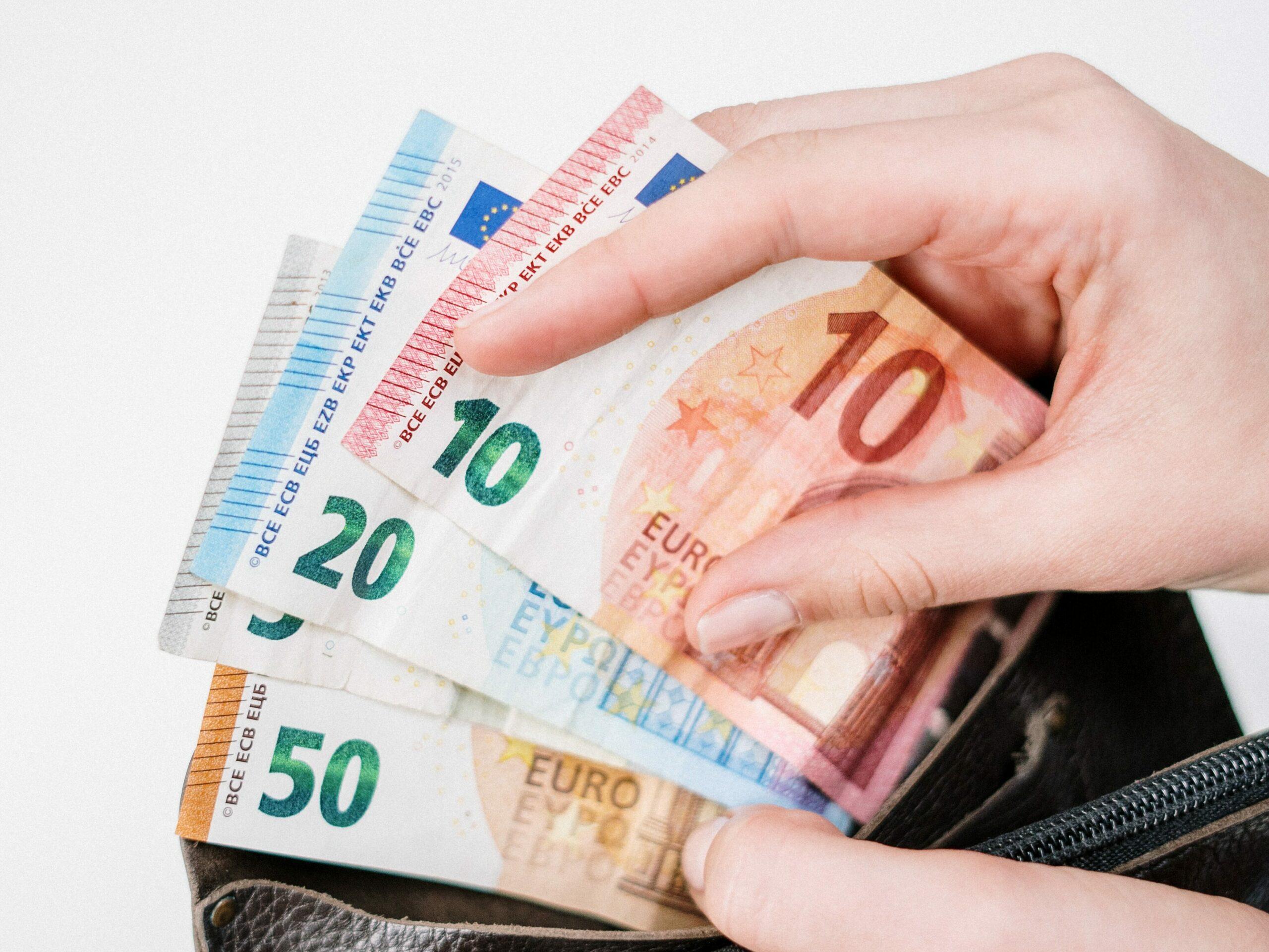 Umgang mit Geld